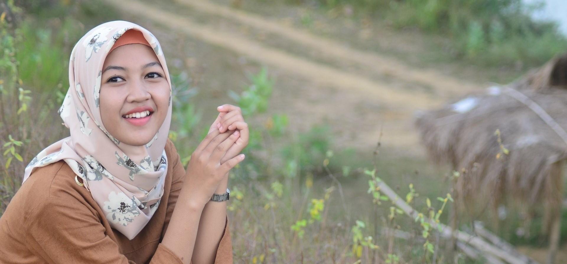 海外人材採用コンサルティング インドネシア人の女性