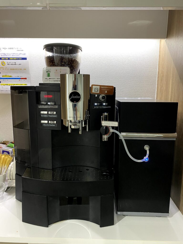 アセアンコンサルティング コーヒーメーカー